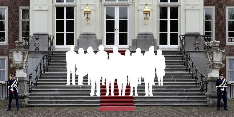 Wie is wie in Rutte III?